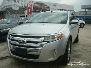 ford edge en autoimportadores
