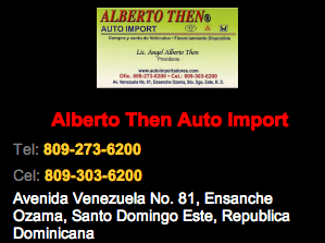 Alberto Then AutoImport